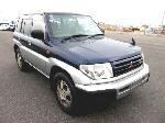 Used 2000 MITSUBISHI PAJERO IO BF59653 for Sale Image 7