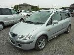 Used 1999 MAZDA PREMACY BF59671 for Sale Image 1