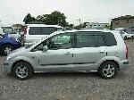 Used 1999 MAZDA PREMACY BF59671 for Sale Image 2