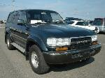 Used 1993 TOYOTA LAND CRUISER BF59739 for Sale Image 7