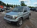 Used 1999 MITSUBISHI PAJERO IO BF59761 for Sale Image 1