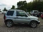 Used 1999 MITSUBISHI PAJERO IO BF59761 for Sale Image 6