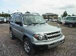 Used 1999 MITSUBISHI PAJERO IO BF59761 for Sale Image 7
