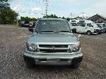 Used 1999 MITSUBISHI PAJERO IO BF59761 for Sale Image 8