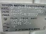 Used 2001 TOYOTA COROLLA SPACIO BF59780 for Sale Image 27