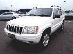 Used 2001 JEEP GRAND CHEROKEE BF59795 for Sale Image 1