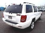 Used 2001 JEEP GRAND CHEROKEE BF59795 for Sale Image 5