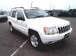Used 2001 JEEP GRAND CHEROKEE BF59795 for Sale Image 7