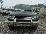 Used 1997 MITSUBISHI PAJERO BF59875 for Sale Image 8