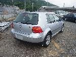 Used 2001 VOLKSWAGEN GOLF BF59930 for Sale Image 5