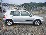 Used 2001 VOLKSWAGEN GOLF BF59930 for Sale Image 6