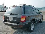 Used 2000 JEEP CHEROKEE BF60000 for Sale Image 5