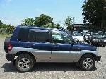 Used 1999 MITSUBISHI PAJERO IO BF60019 for Sale Image 6
