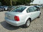 Used 1999 VOLKSWAGEN PASSAT BF60051 for Sale Image 5