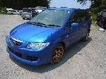Used 2003 MAZDA PREMACY BF60113 for Sale Image 1