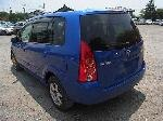 Used 2003 MAZDA PREMACY BF60113 for Sale Image 3