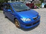 Used 2003 MAZDA PREMACY BF60113 for Sale Image 7