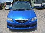 Used 2003 MAZDA PREMACY BF60113 for Sale Image 8
