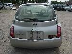 Used 2003 NISSAN MARCH BF60119 for Sale Image 4