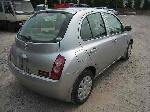 Used 2003 NISSAN MARCH BF60119 for Sale Image 5