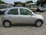 Used 2003 NISSAN MARCH BF60119 for Sale Image 6