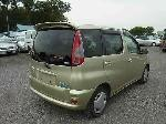 Used 2001 TOYOTA FUN CARGO BF60137 for Sale Image 5