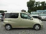 Used 2001 TOYOTA FUN CARGO BF60137 for Sale Image 6