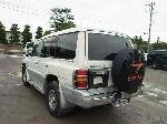 Used 1997 MITSUBISHI PAJERO BF60160 for Sale Image 3