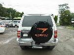 Used 1997 MITSUBISHI PAJERO BF60160 for Sale Image 4