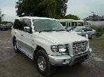 Used 1997 MITSUBISHI PAJERO BF60160 for Sale Image 7