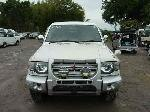 Used 1997 MITSUBISHI PAJERO BF60160 for Sale Image 8