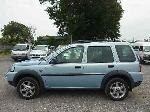 Used 2003 LAND ROVER FREELANDER BF60165 for Sale Image 2