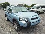 Used 2003 LAND ROVER FREELANDER BF60165 for Sale Image 7