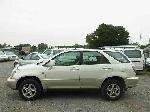 Used 1998 TOYOTA HARRIER BF60176 for Sale Image 2
