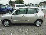 Used 1999 TOYOTA DUET BF60186 for Sale Image 2