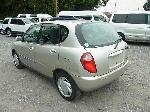 Used 1999 TOYOTA DUET BF60186 for Sale Image 3