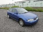 Used 2002 AUDI A3 BF60225 for Sale Image 7