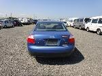 Used 2002 AUDI A4 BF60228 for Sale Image 4