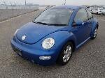 Used 2004 VOLKSWAGEN NEW BEETLE BF60264 for Sale Image 1