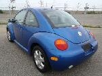 Used 2004 VOLKSWAGEN NEW BEETLE BF60264 for Sale Image 3