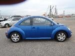 Used 2004 VOLKSWAGEN NEW BEETLE BF60264 for Sale Image 6
