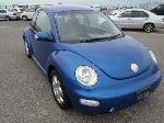 Used 2004 VOLKSWAGEN NEW BEETLE BF60264 for Sale Image 7