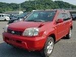 Used 2001 NISSAN X-TRAIL BF60292 for Sale Image 1
