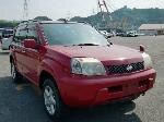 Used 2001 NISSAN X-TRAIL BF60292 for Sale Image 7