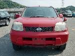 Used 2001 NISSAN X-TRAIL BF60292 for Sale Image 8