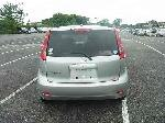 Used 2005 NISSAN NOTE BF60302 for Sale Image 4