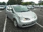 Used 2005 NISSAN NOTE BF60302 for Sale Image 7