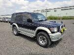 Used 1995 MITSUBISHI PAJERO BF60358 for Sale Image 7