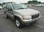 Used 2000 JEEP GRAND CHEROKEE BF60399 for Sale Image 7