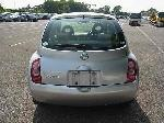 Used 2003 NISSAN MARCH BF60438 for Sale Image 4